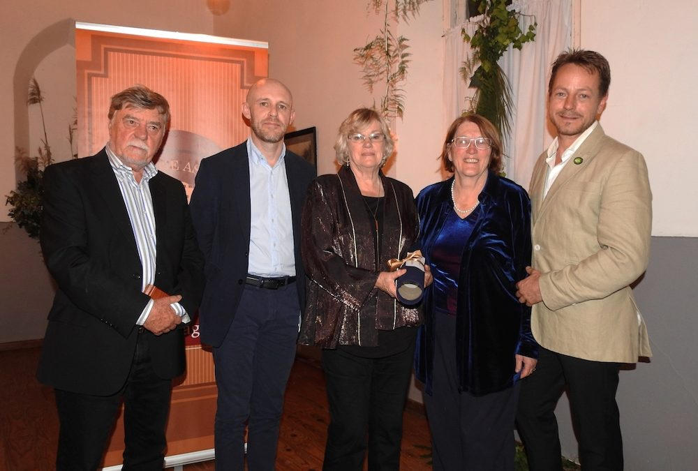 Simon van der Stel 2019 awards celebrate outstanding national achievements in heritage conservation